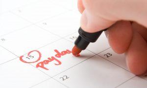 محاسیه حقوق و دستمزد ماهانه به همراه ثبت مالی آن