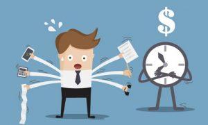 معایب اضافه کاری و عملکرد کارمندان