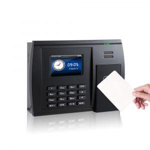 دستگاه حضور و غیاب کارتی