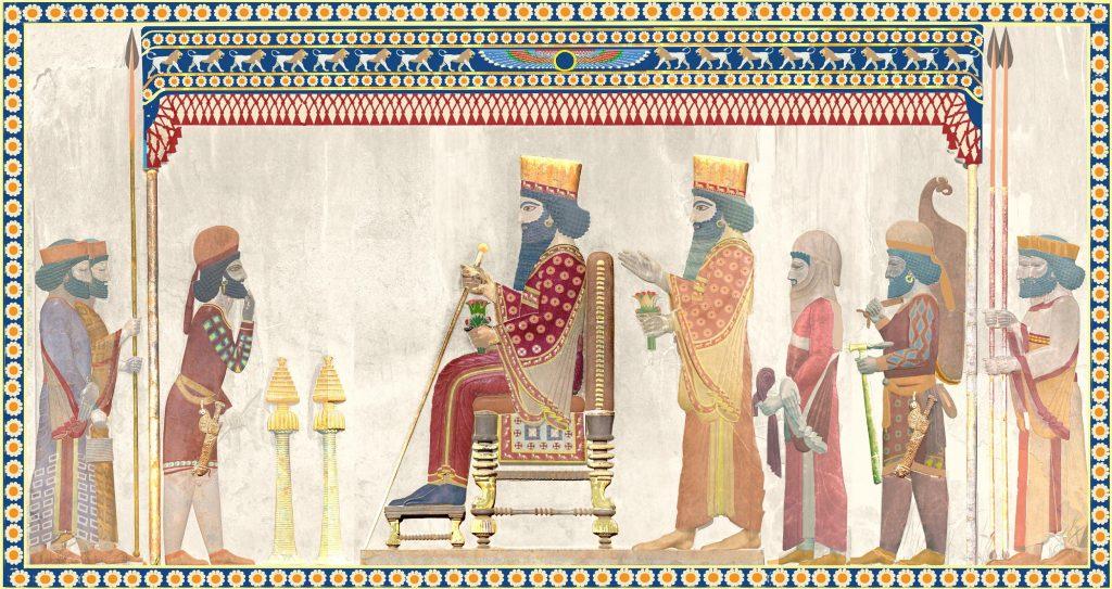 مالیات در امپراطوری پارس