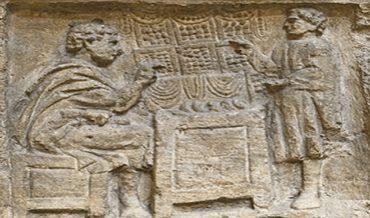 مالیات در روم و چین باستان