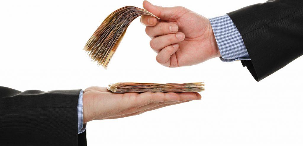 پرداخت حقوق و دستمزد