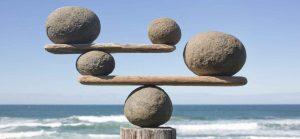 تعادل را حفظ کنید