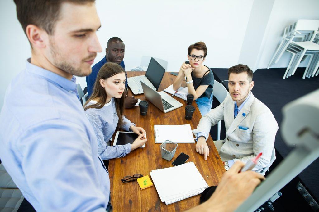 پیشرفت مهارت های مدیریتی
