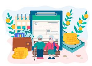 سیستم بیمه بازنشستگی