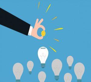 سرمایه گذاری مخاطر آمیز بر روی طرح تجاری نوین و ایده بکر