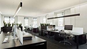 تأثیر فضای محل کار بر گسترش کار تیمی