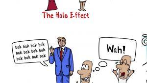 اثر هاله ای در مدیریت