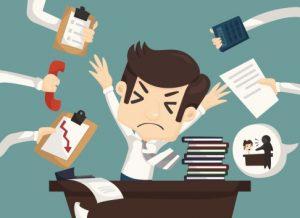 عدم تمایل به مسئولیت پذیری کارمندان